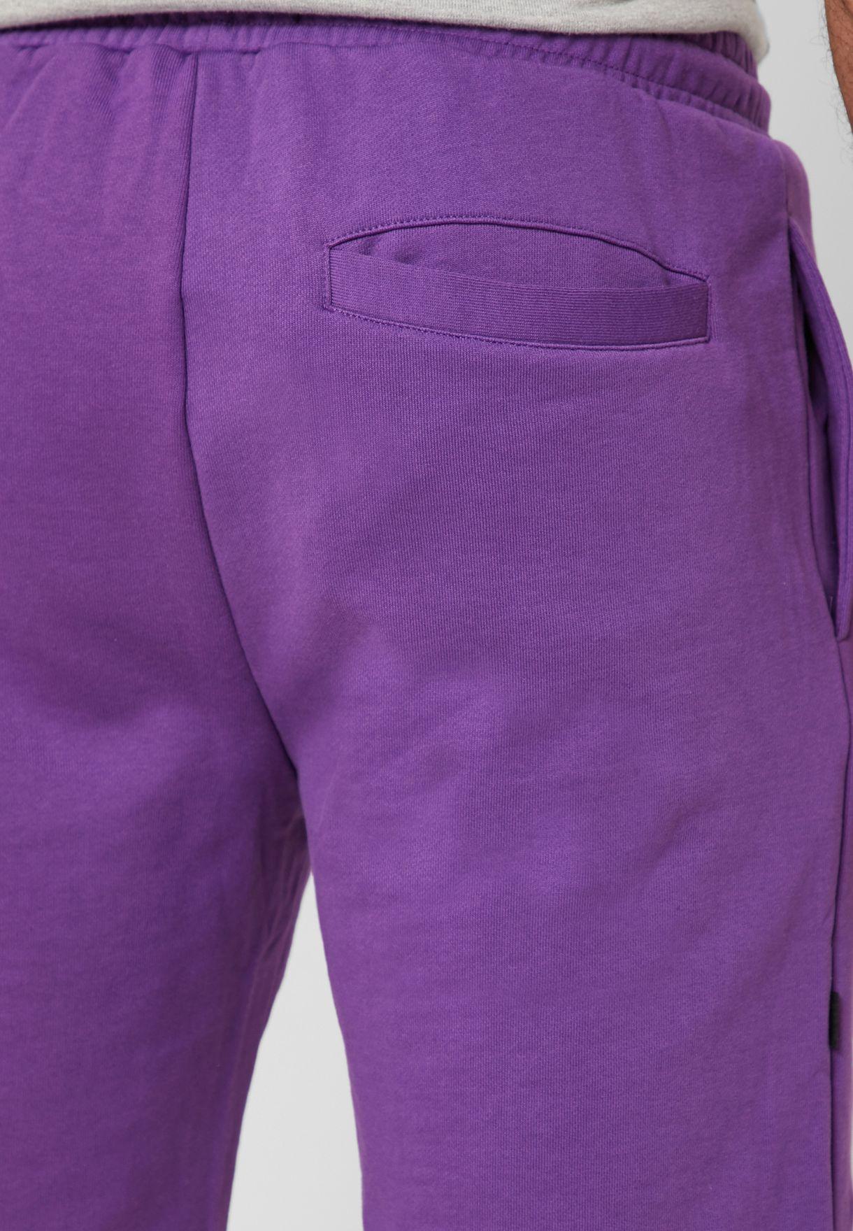 Brick Top Sweat Shorts