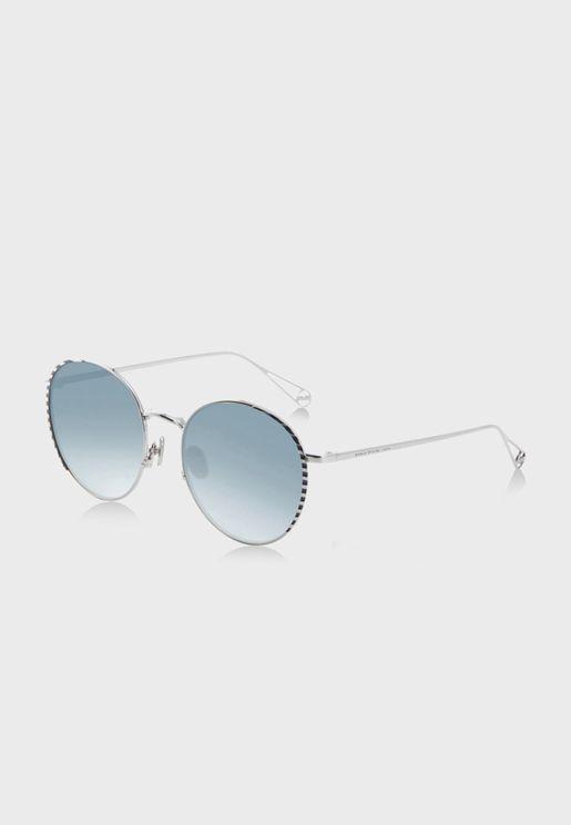 L SR778703 Oversized Sunglasses