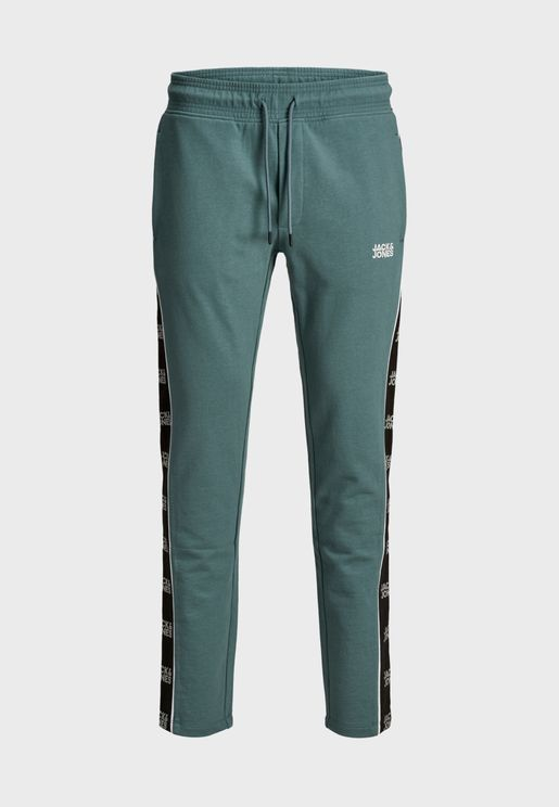 Ronny Textured Sweatpants