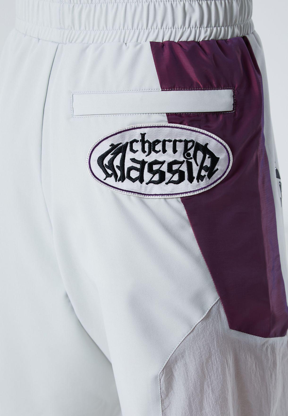 Cherry Massia Shorts