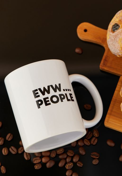 Eww People Mug