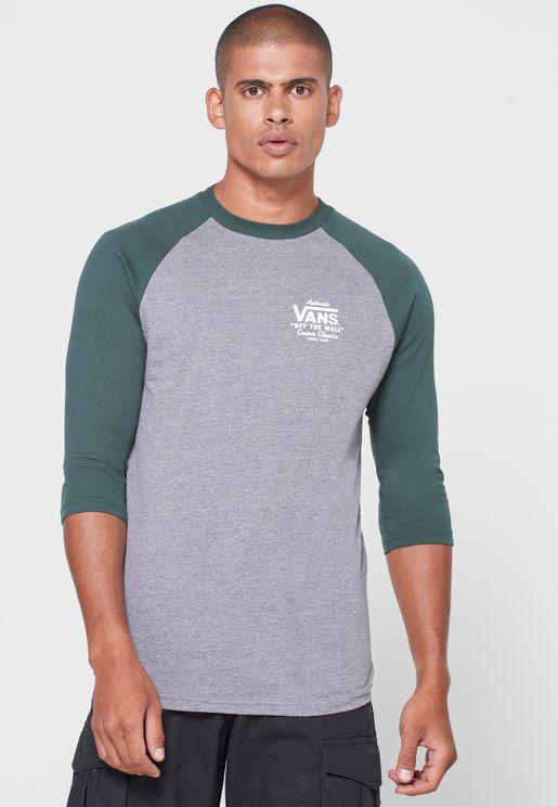 Holder Street Raglan T-Shirt