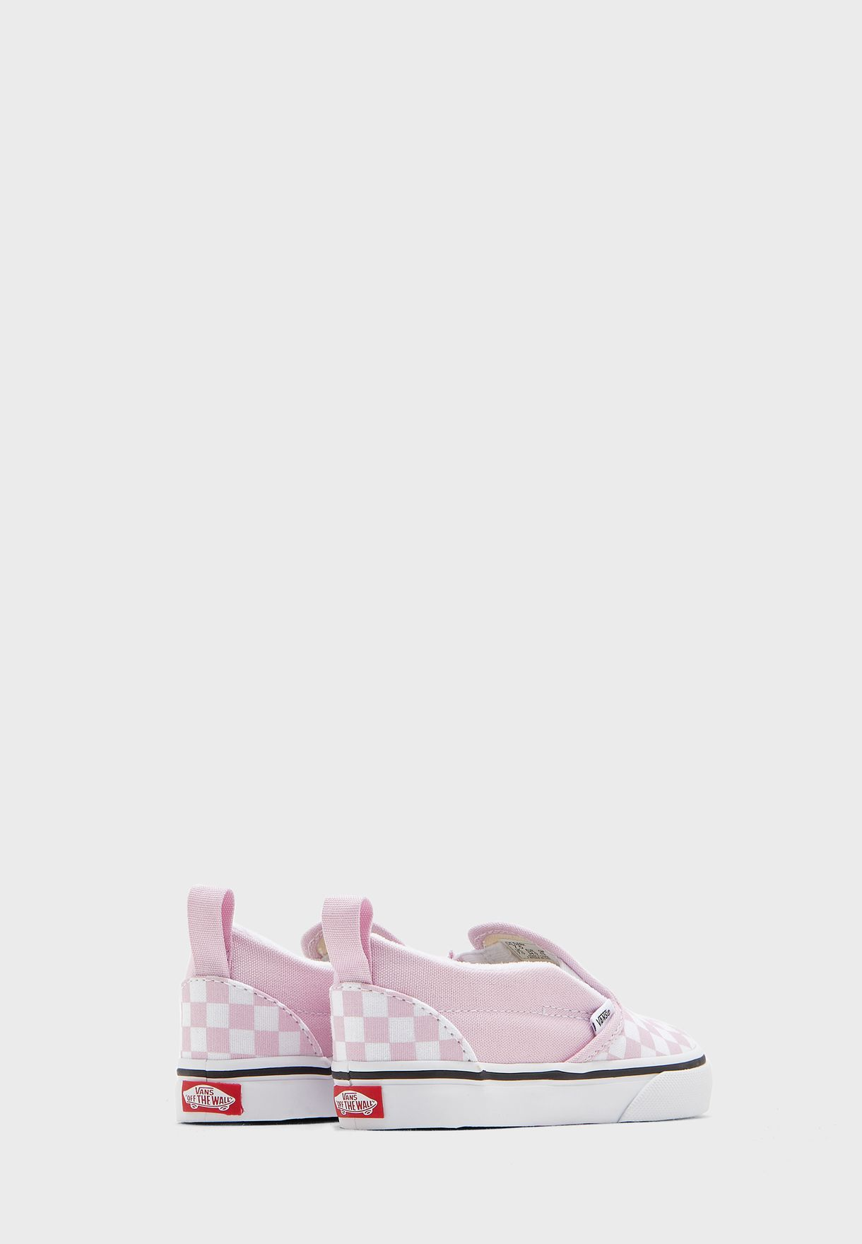 Infant Checkerboard Slip Ons V