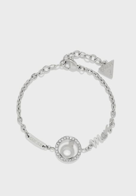 Mars Logo Bracelet