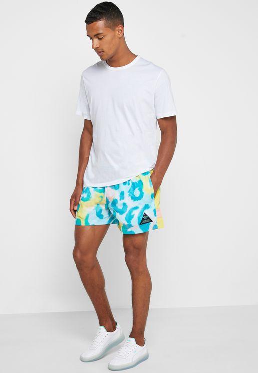 Diamond Shorts