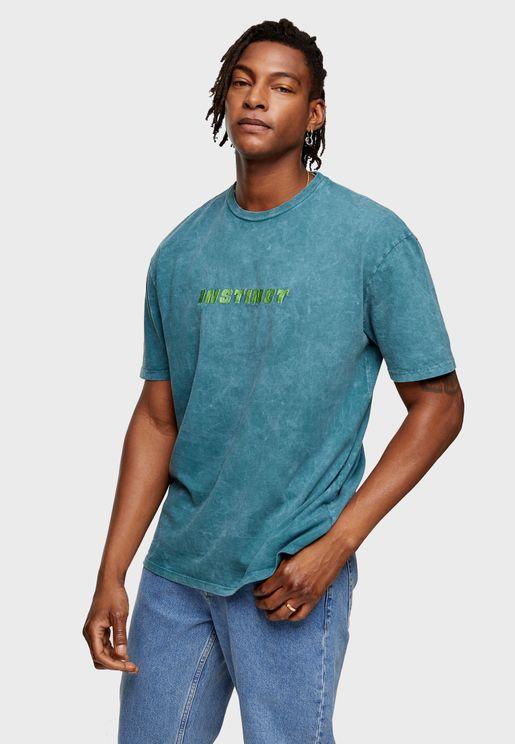 Instinct Crew Neck T-Shirt
