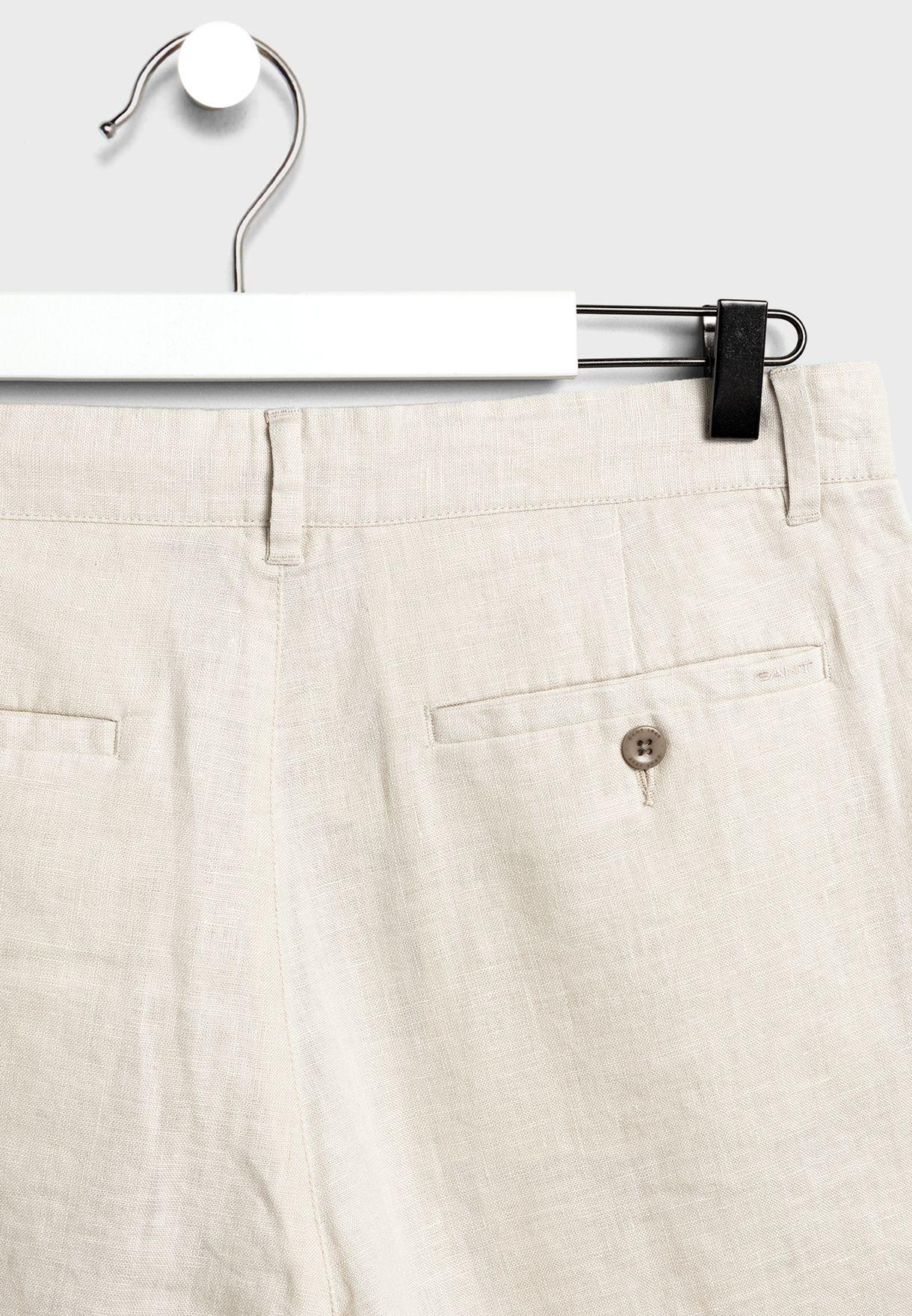 Drawstring Relaxed Fit Shorts