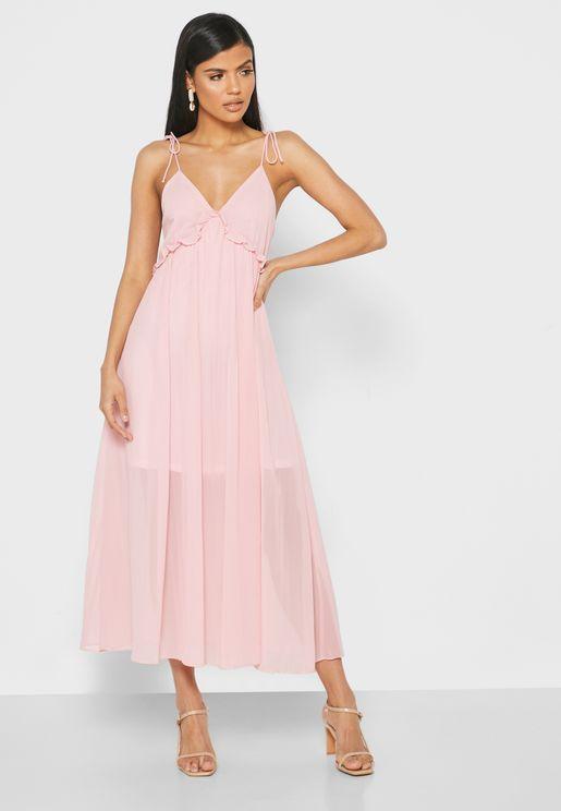 فستان بسحاب