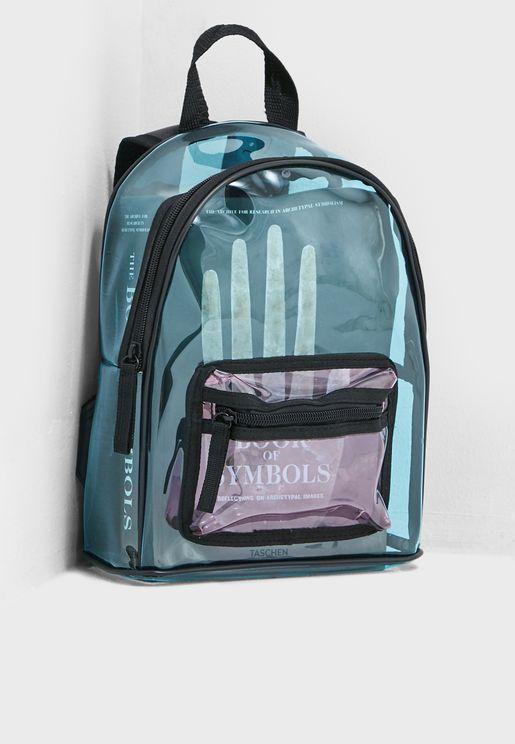 Kids Clear Backpack