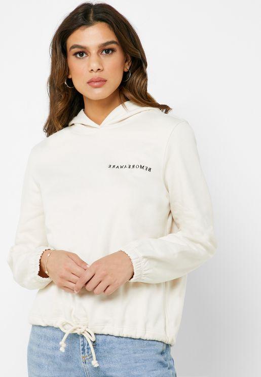 new arrivals 42db5 7b518 Vero Moda Hoodies and Sweatshirts for Women | Online ...