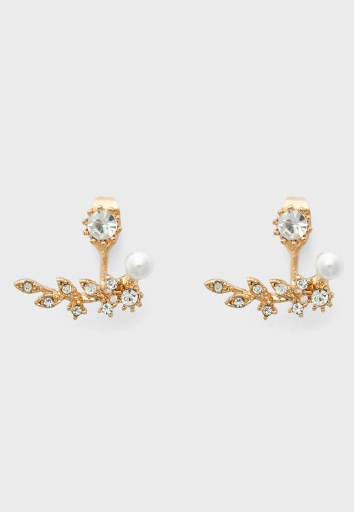 Dambovita Jacket Earrings