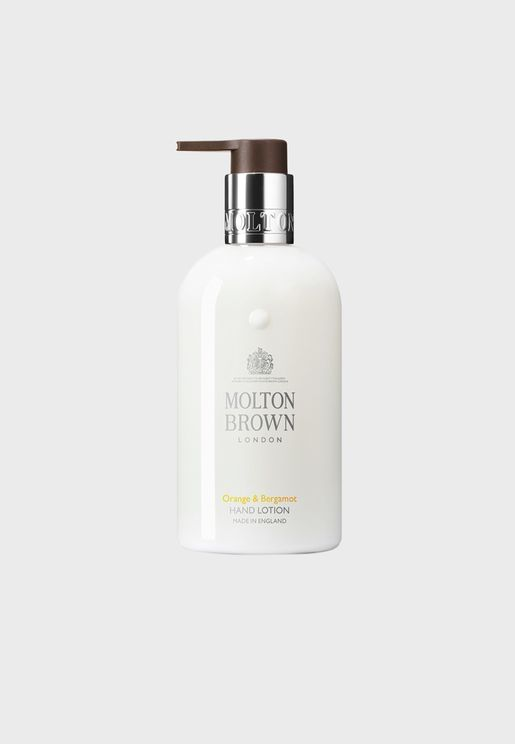 Orange & Bergamot Hand Lotion