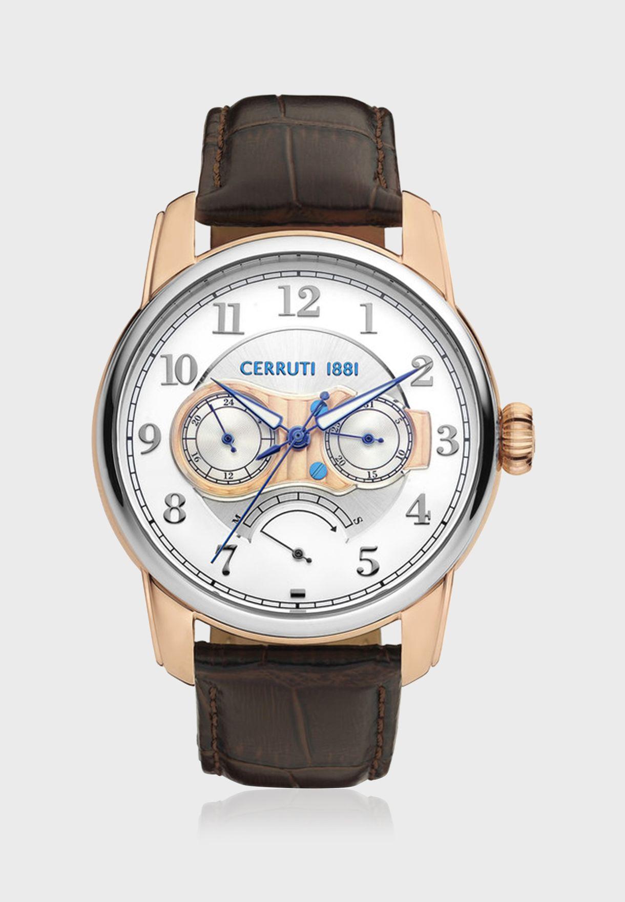 ساعة بخصائص الكرونوغراف C CRWA29501