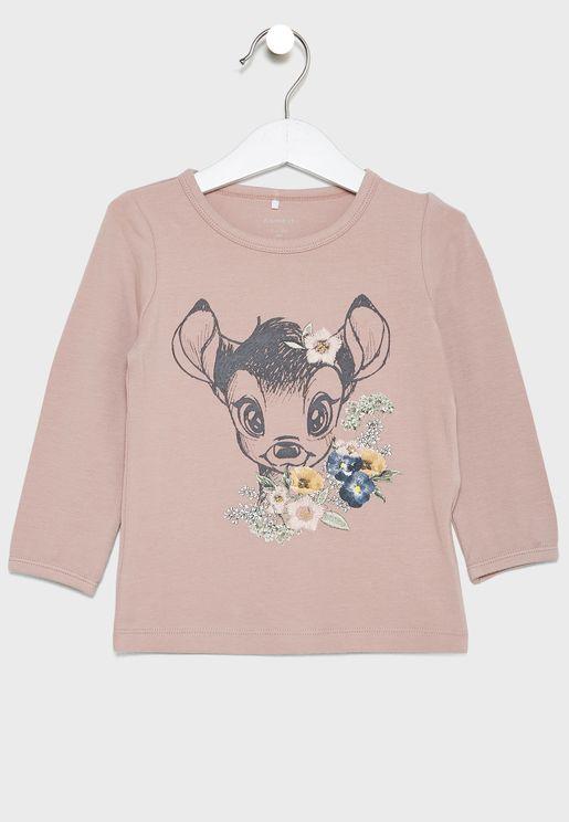 Kids Flora T-Shirt
