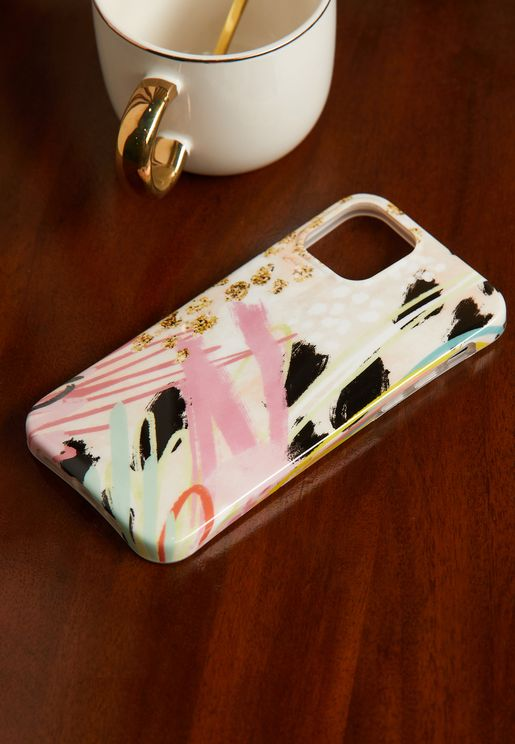 Abstract Iphone 12/12 Pro Case