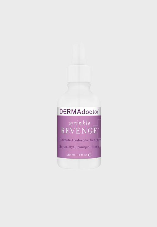 Wrinkle Revenge Ultimate Hylauronic Serum