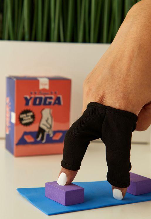 Finger Yoga Mini Desktop Activities