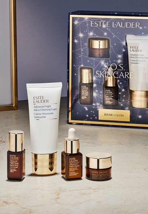 Advanced Night Repair Glow and Repair Mini Starter Set