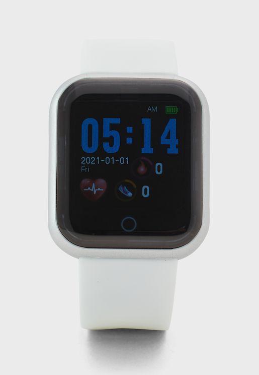 Smart Watch,Heart Rate, Blood Pressure & Oxygen