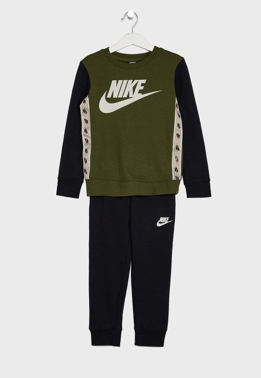 Kids Elevated Trims Tracksuit
