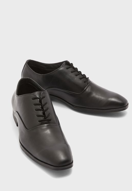 Comfort Gel Insole Classic Oxford Lace Up