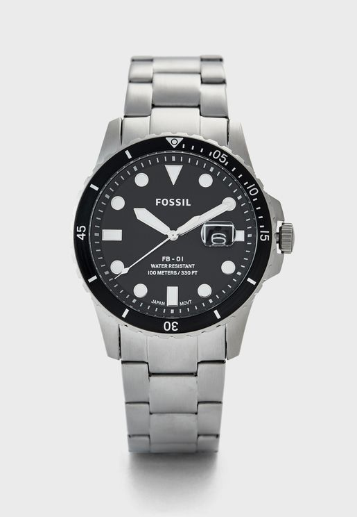 FS5652 FB-01 Analog Watch