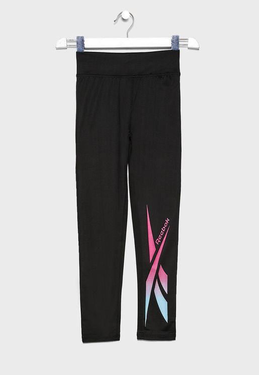 Youth Logo Leggings