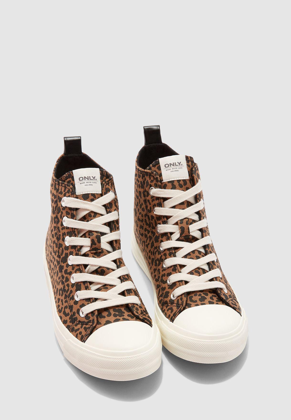 Salone Ankle Sneaker