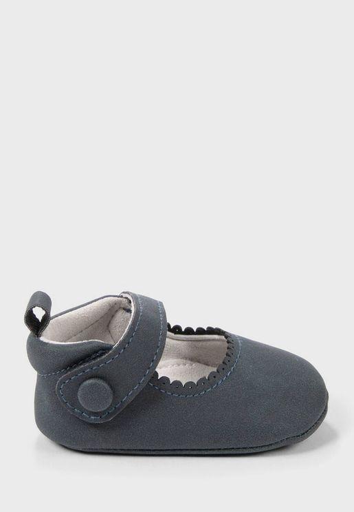 Infant Single Strap Slip On