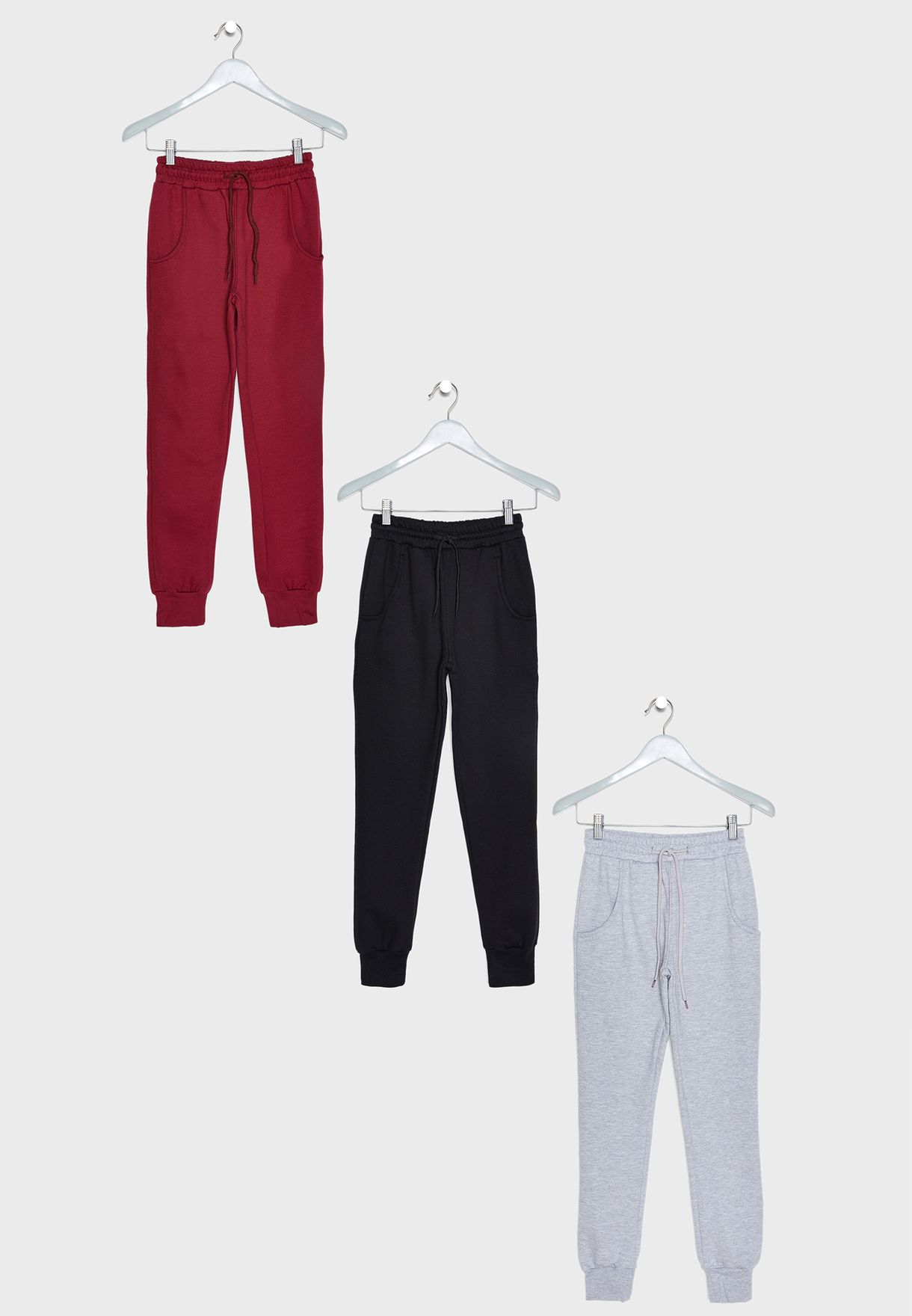 Kids 3 Pack Joggers