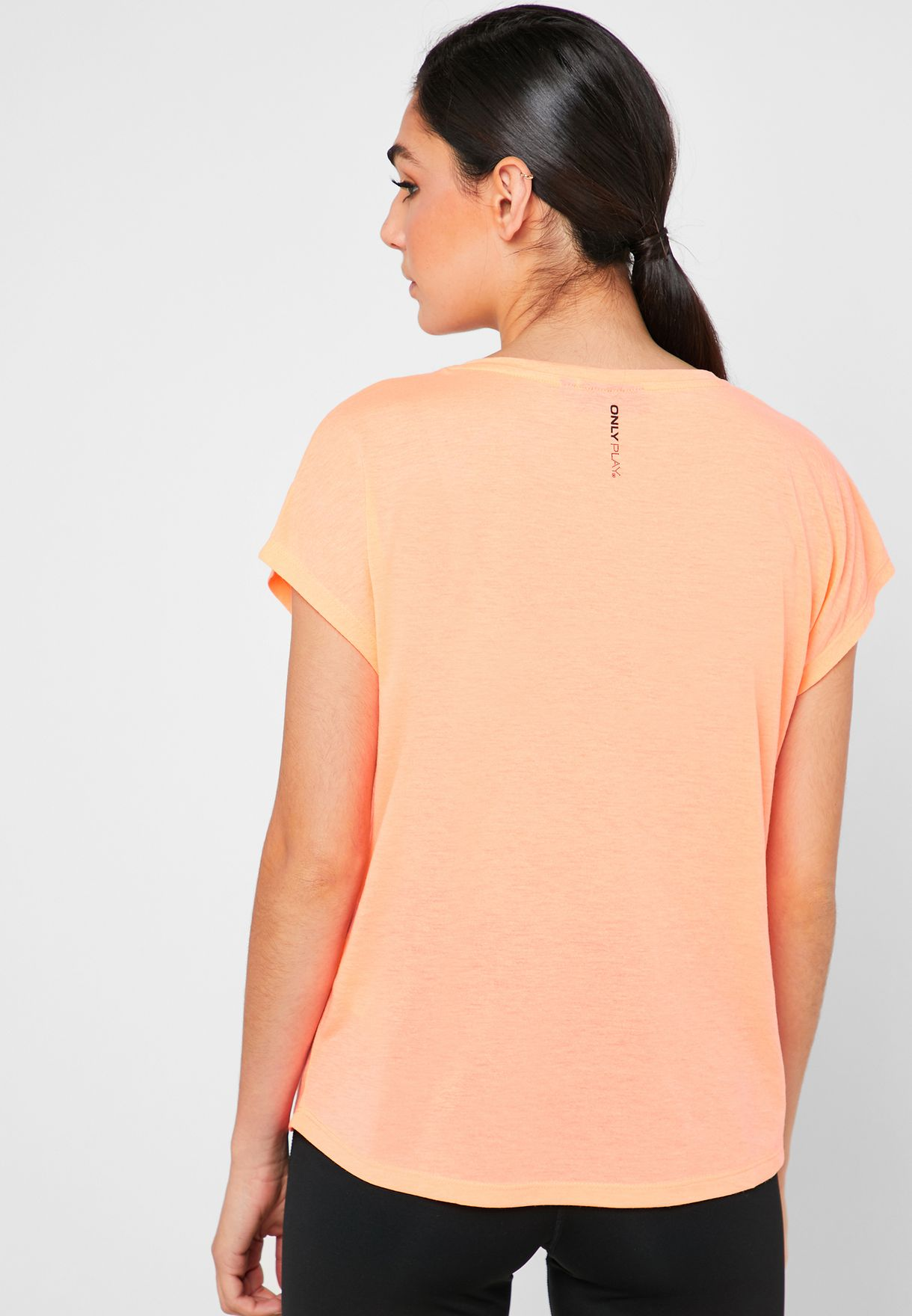 Emerald Yoga Loose T-Shirt