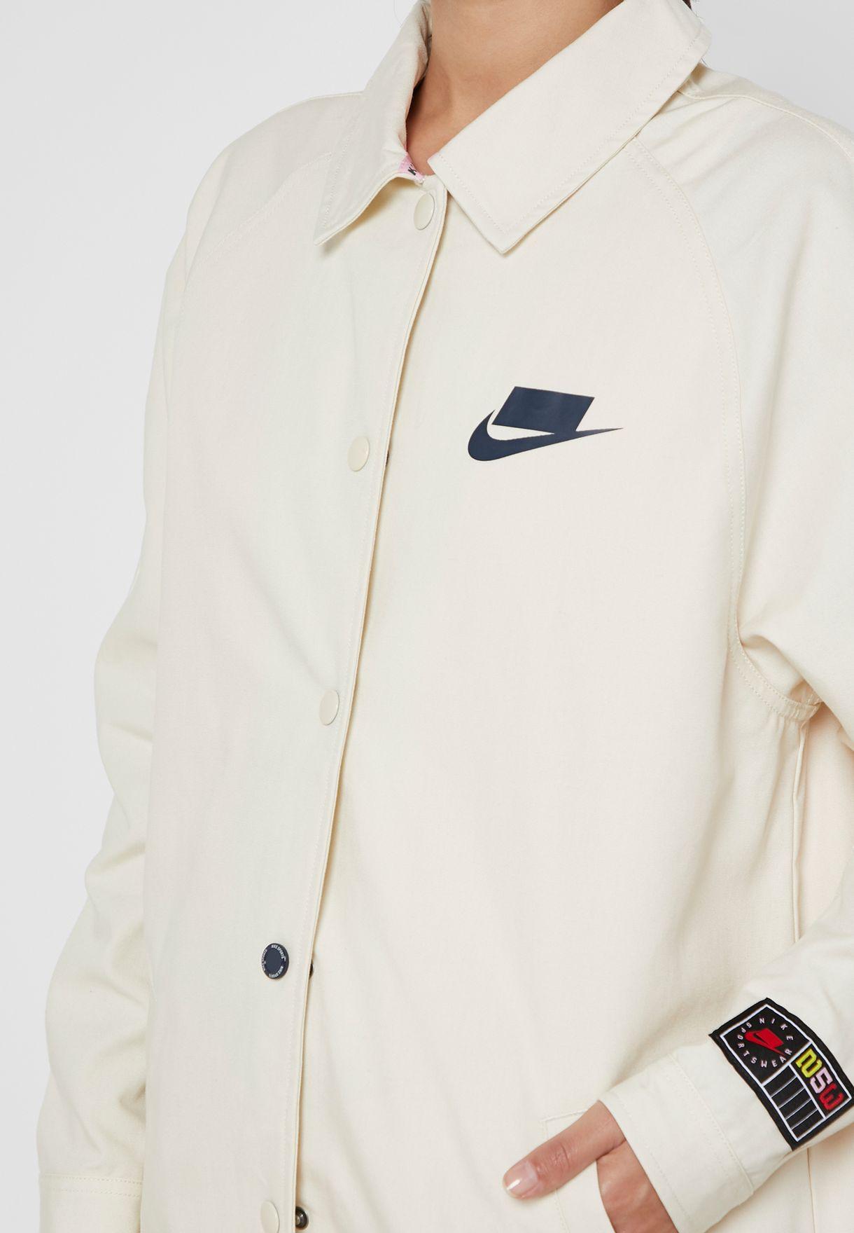 NSW Canvas Jacket
