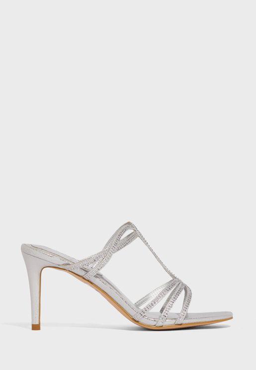 Diamante Detail Sandals