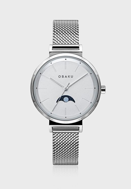 Maane Analog Watch
