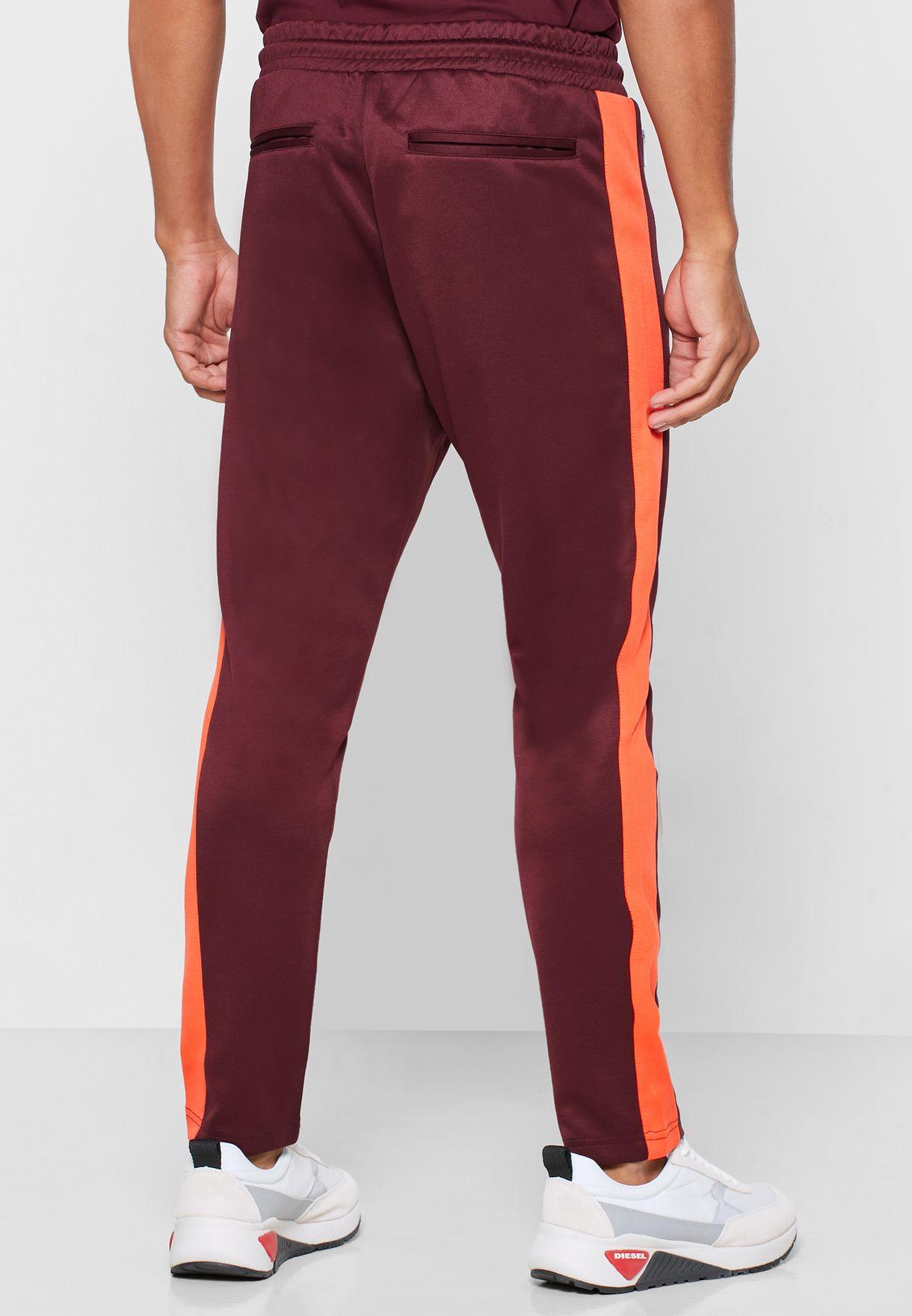 Zipped Sweatpants