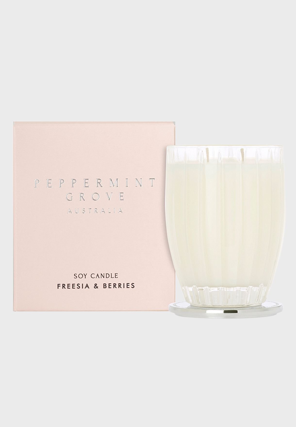 Freesia & Berries Candle