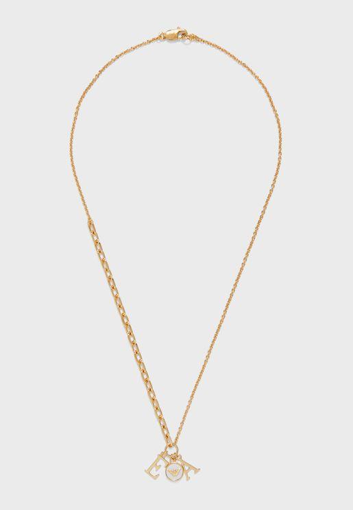EG3421710 Charmed Sterling Necklace