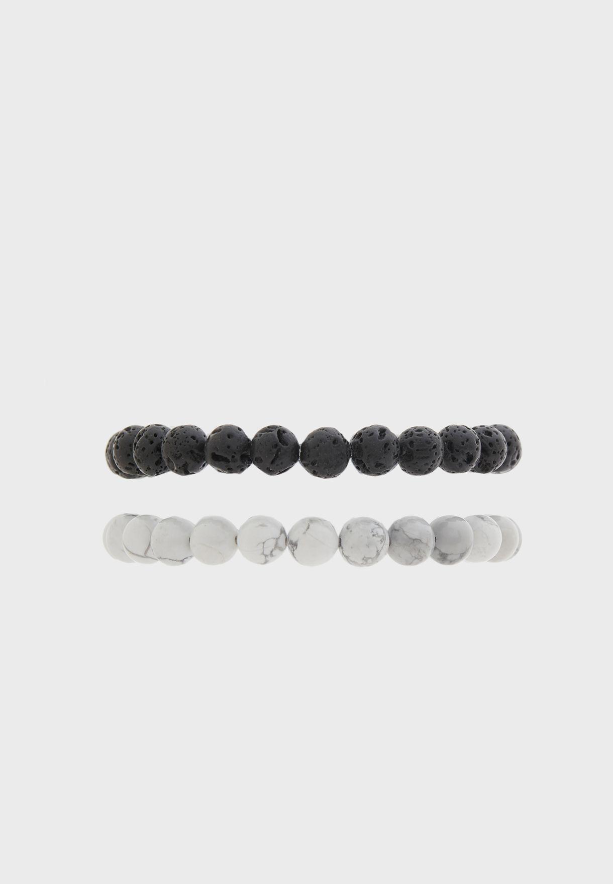 2 Pack Bracelet Set