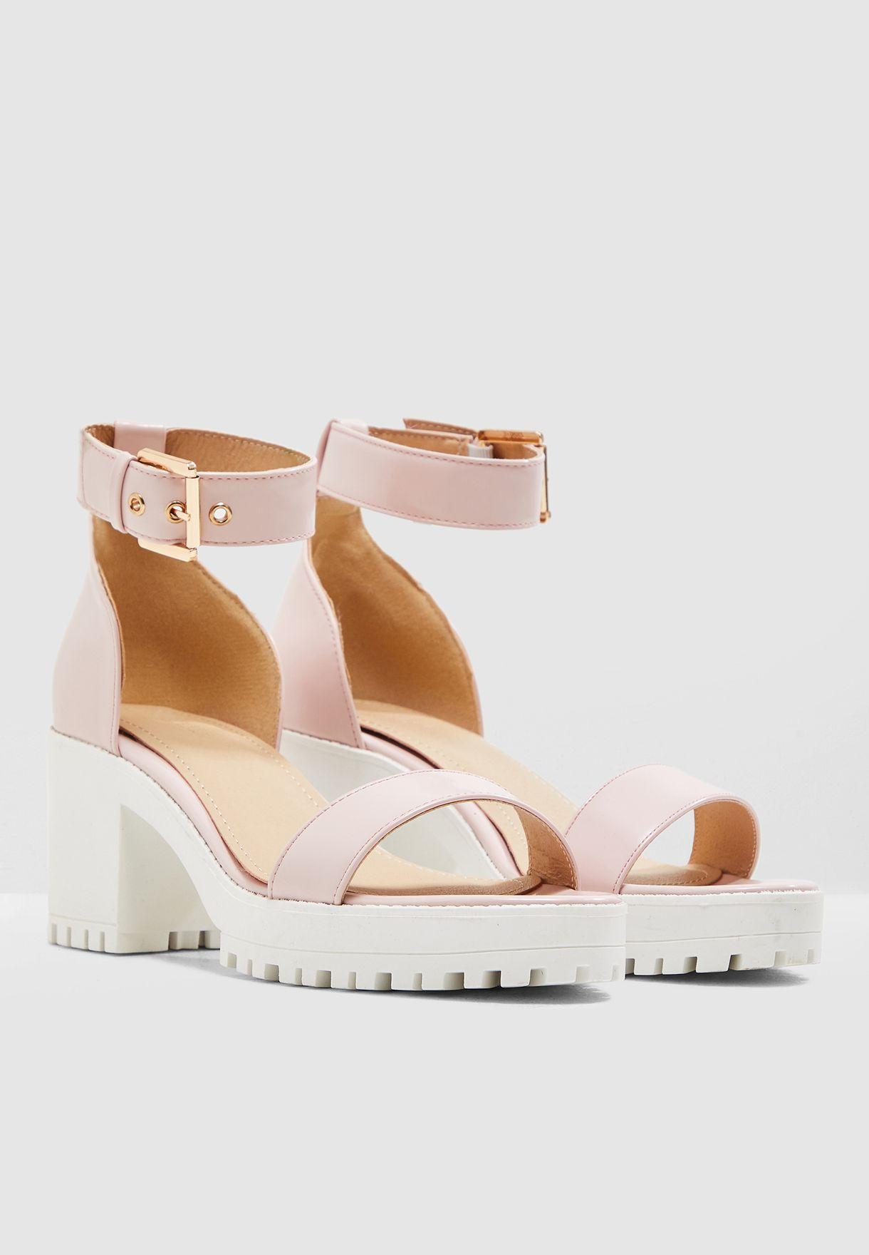 Chunky Strap Sandal