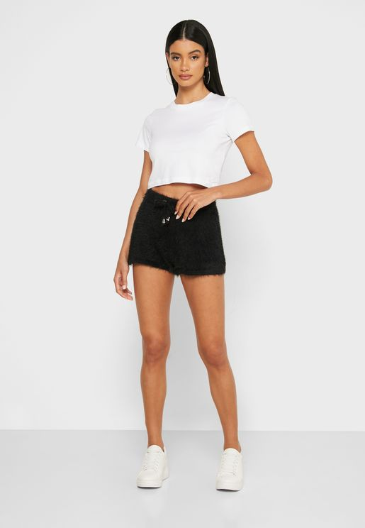 Fluff Shorts