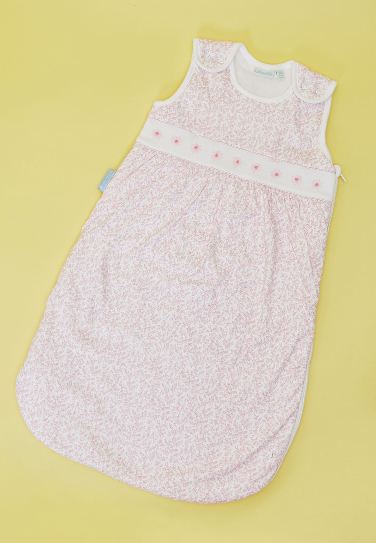 Pretty Embroidered Sleeping Bag 2.5 Tog