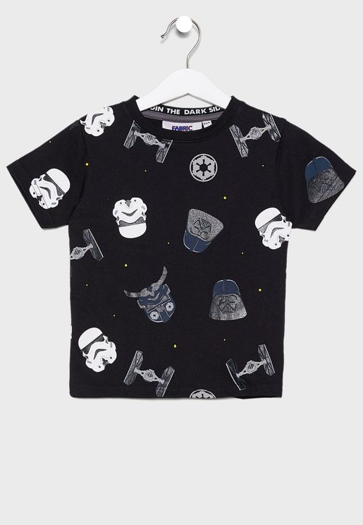 Kids Star Wars Empire T-Shirt