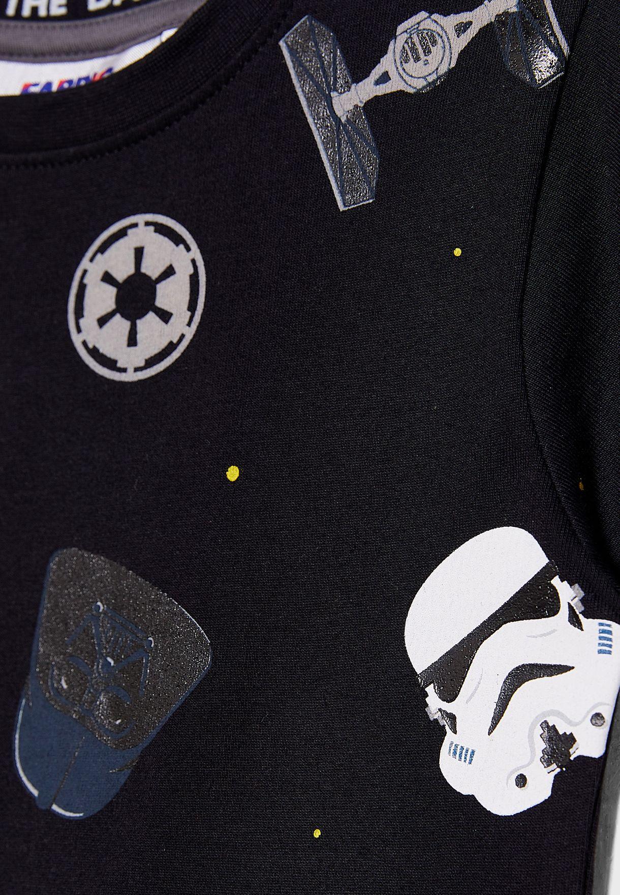 Kids Star Wars Empire T-Shirt