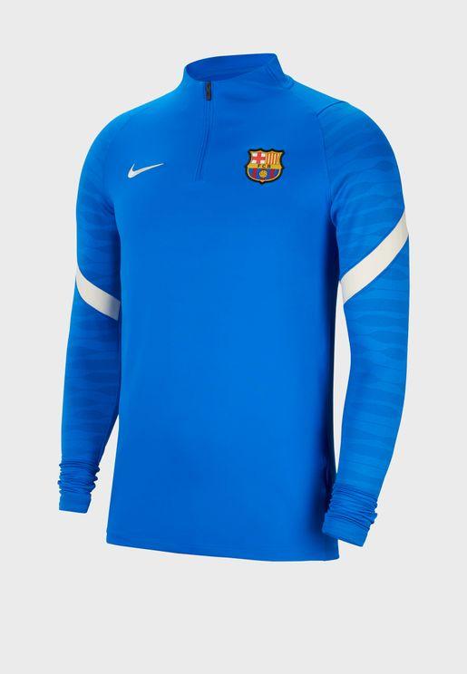سويت شيرت بشعار نادي برشلونة