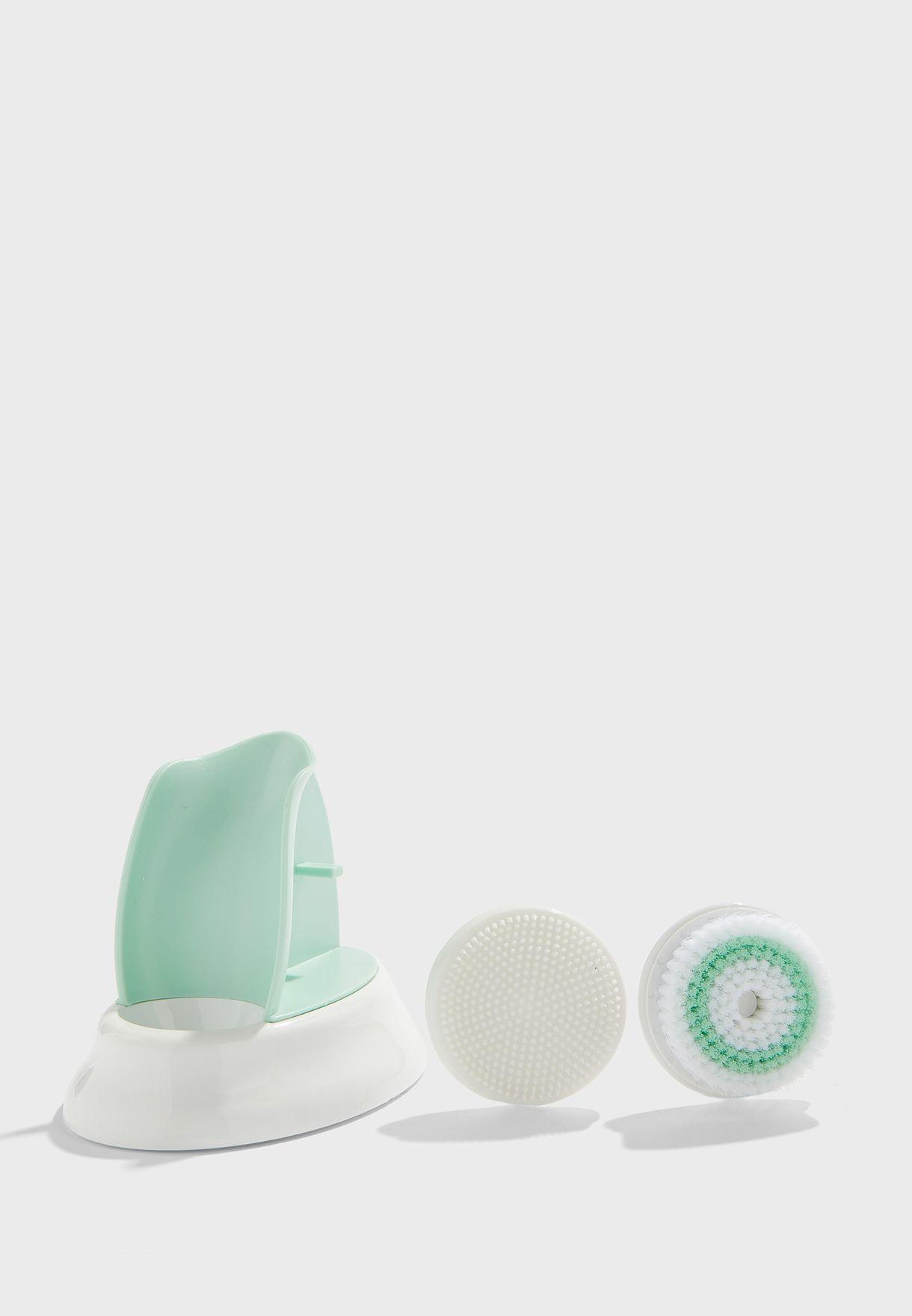 نظام تنقية وتنظيف الوجه
