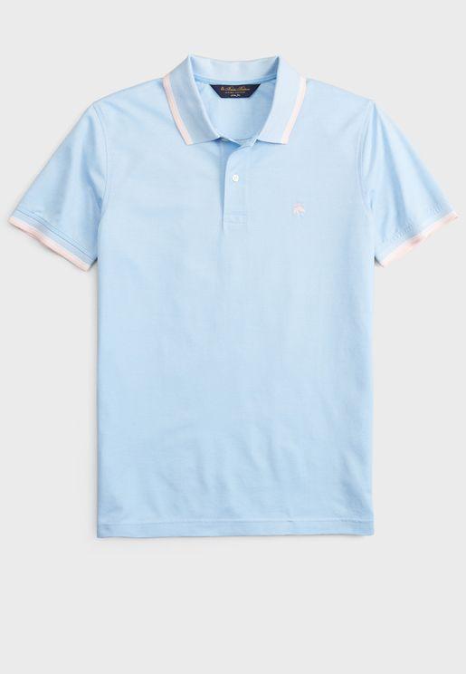 Oxford Pique Polo