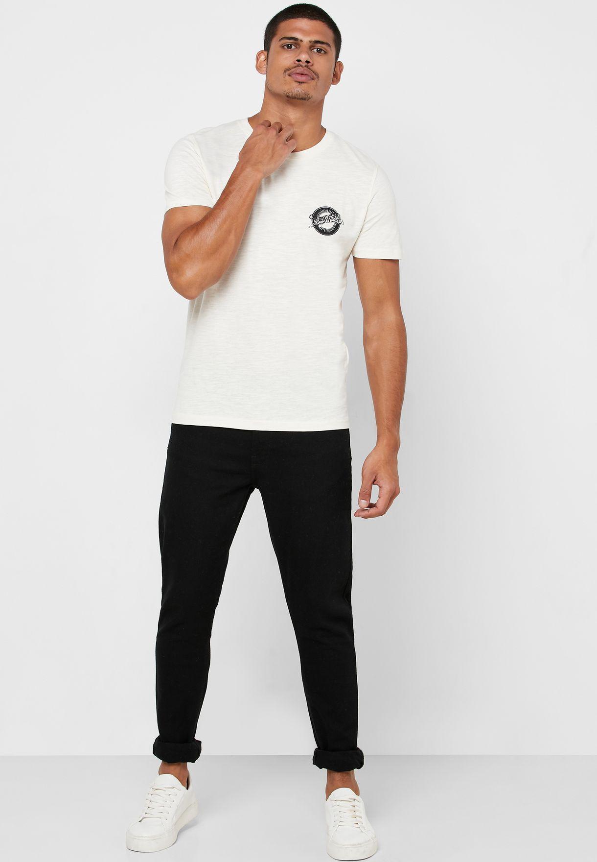 Anders Crew Neck T-Shirt