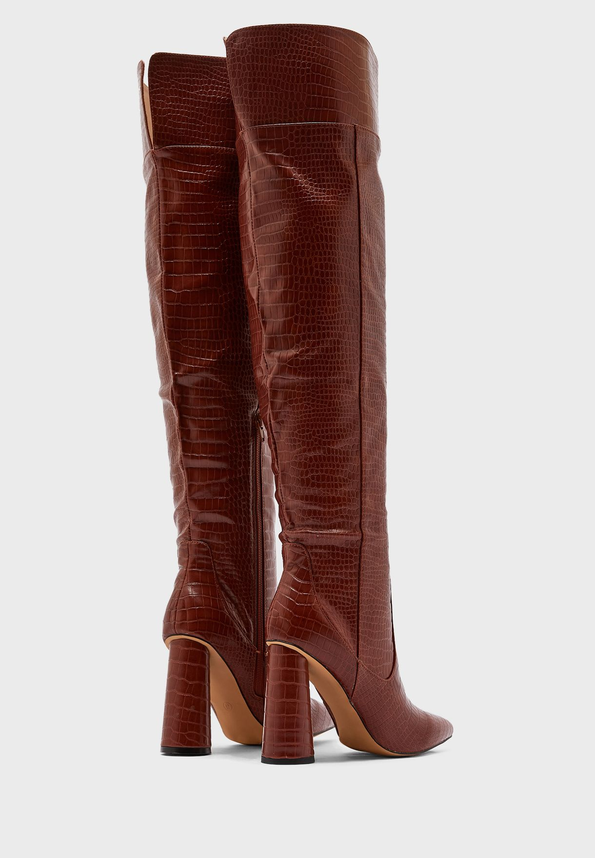 Hometown Knee Boot