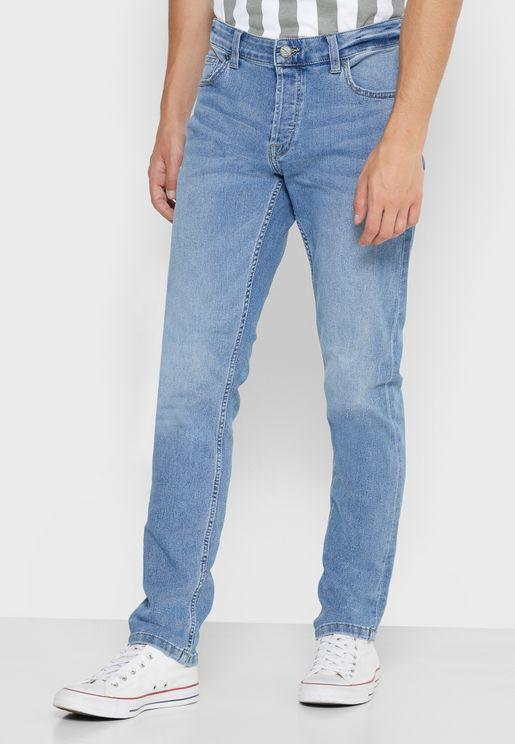 Loom Slim Fit Jeans