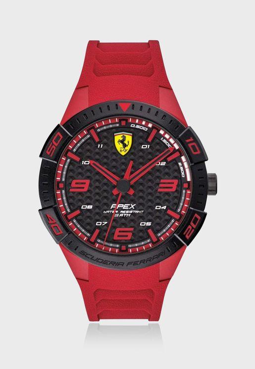 830664 Apex Analog Watch